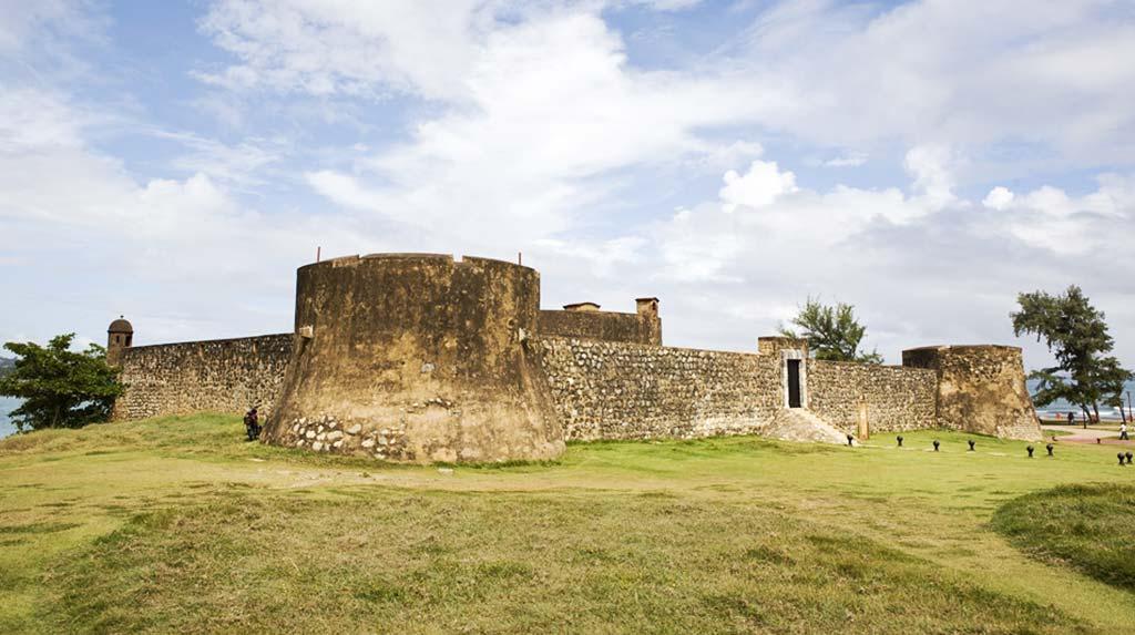 Fortaleza San Felipe Puerto Plata Atracción Histórica