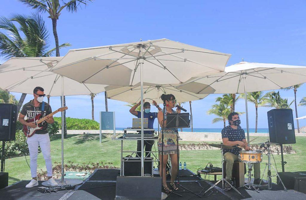 Show en Hard Rock Hotel Punta Cana