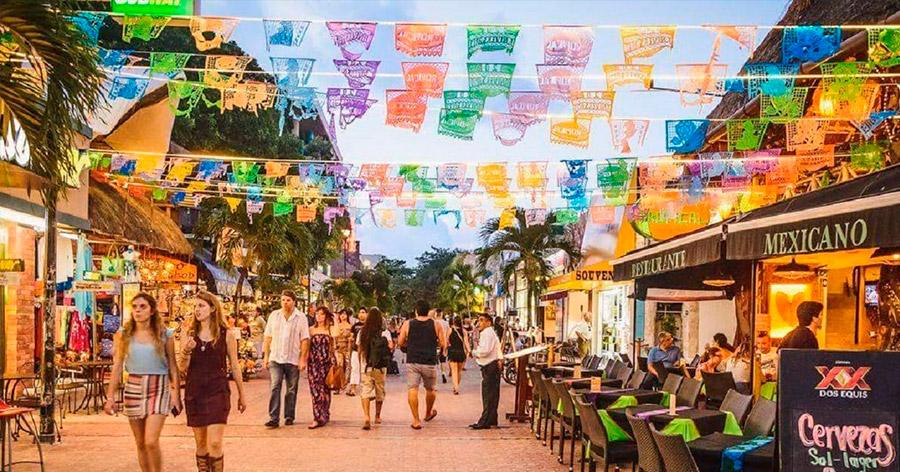 5th Av. Playa Del Carmen