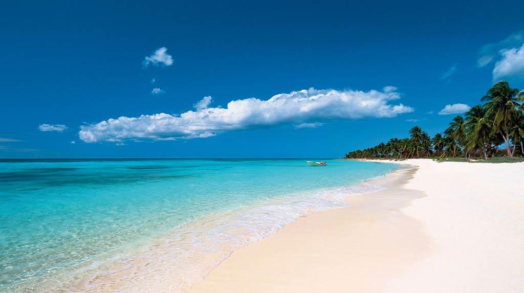 Playa Blanca beach Punta Cana