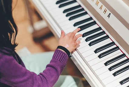 Kids Music Lessons 5-9 years