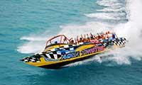 boating in cancun