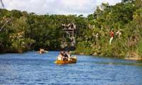 canoeing in tankah