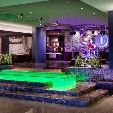 hard rock cancun lobby