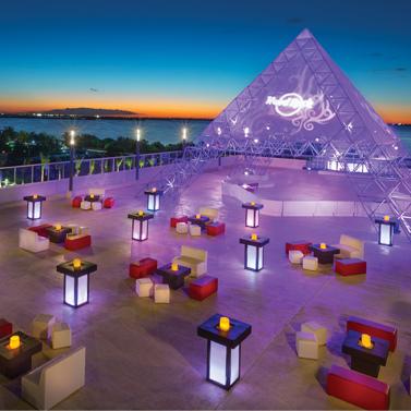 outdoor meeting venue