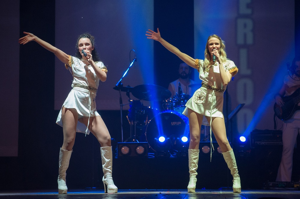 ABBA DREAM LIVE