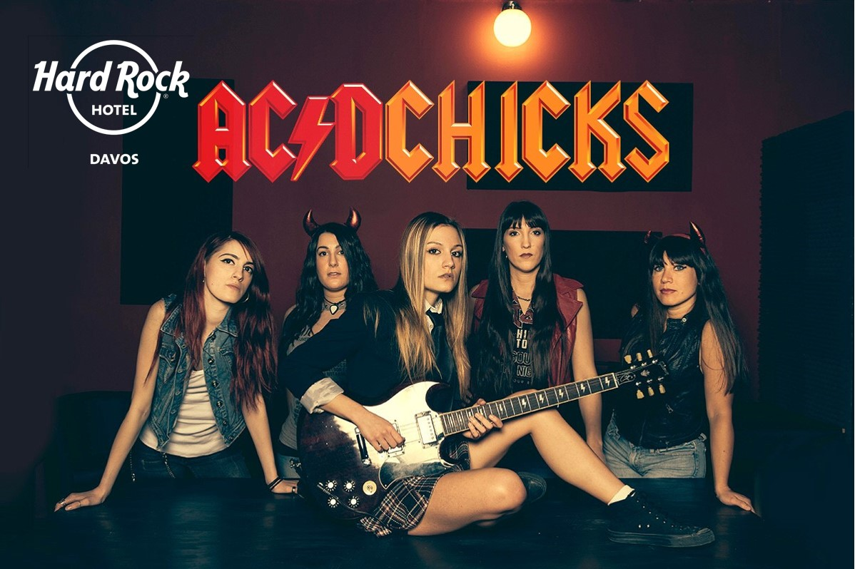 LIVE MUSIC SESSION - ACDCHICKS (Support by ROCKCHICKS)