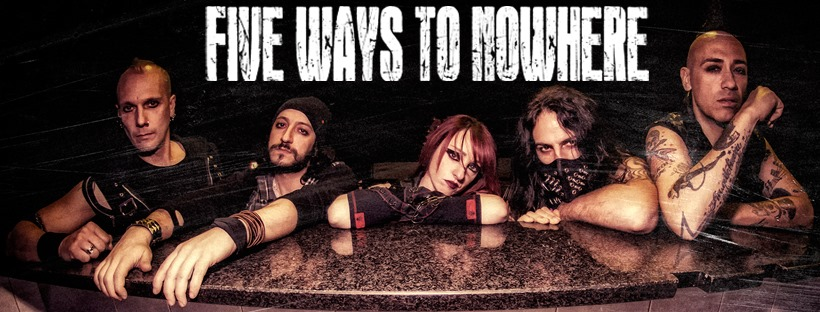 LIVE MUSIC SESSION - FIVE WAYS TO NOWHERE