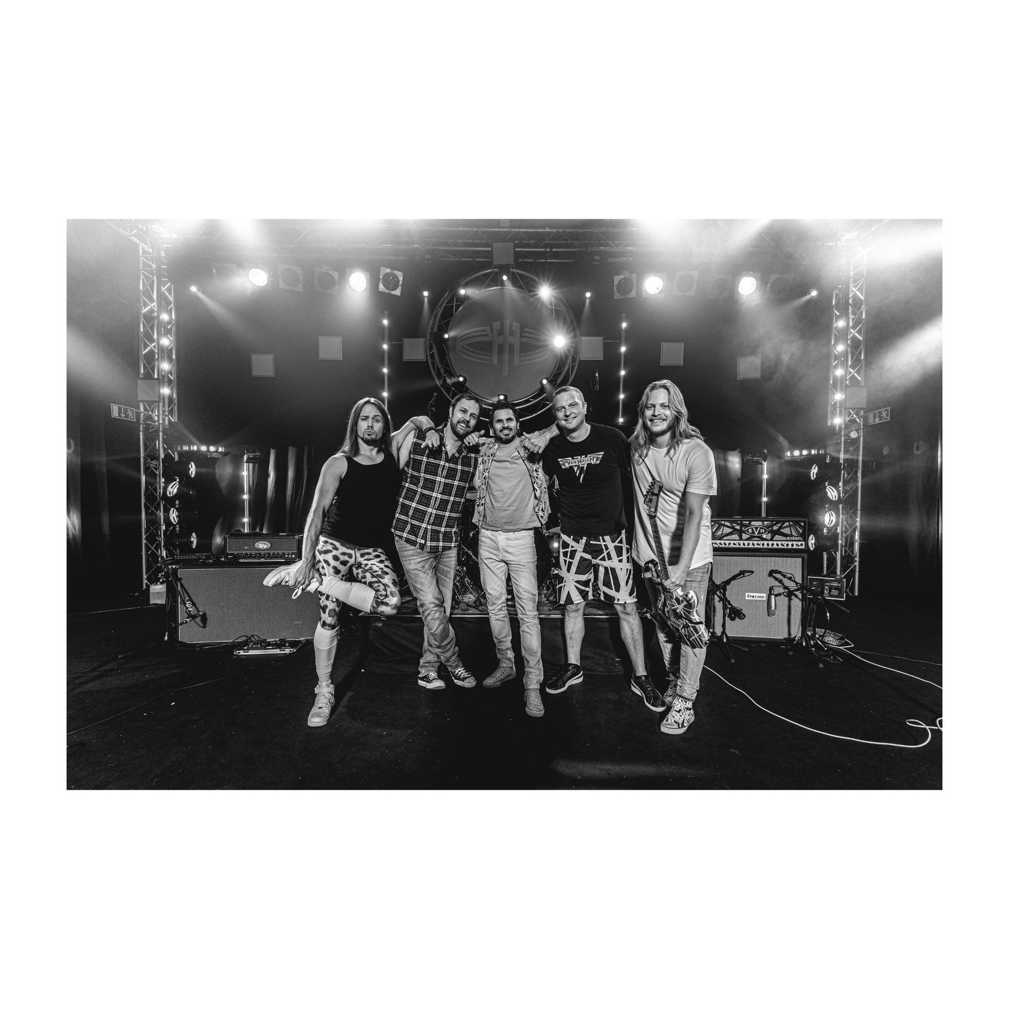 LIVE MUSIC SESSION - FUN HALEN (Eddie Van Halen Memorial Show)