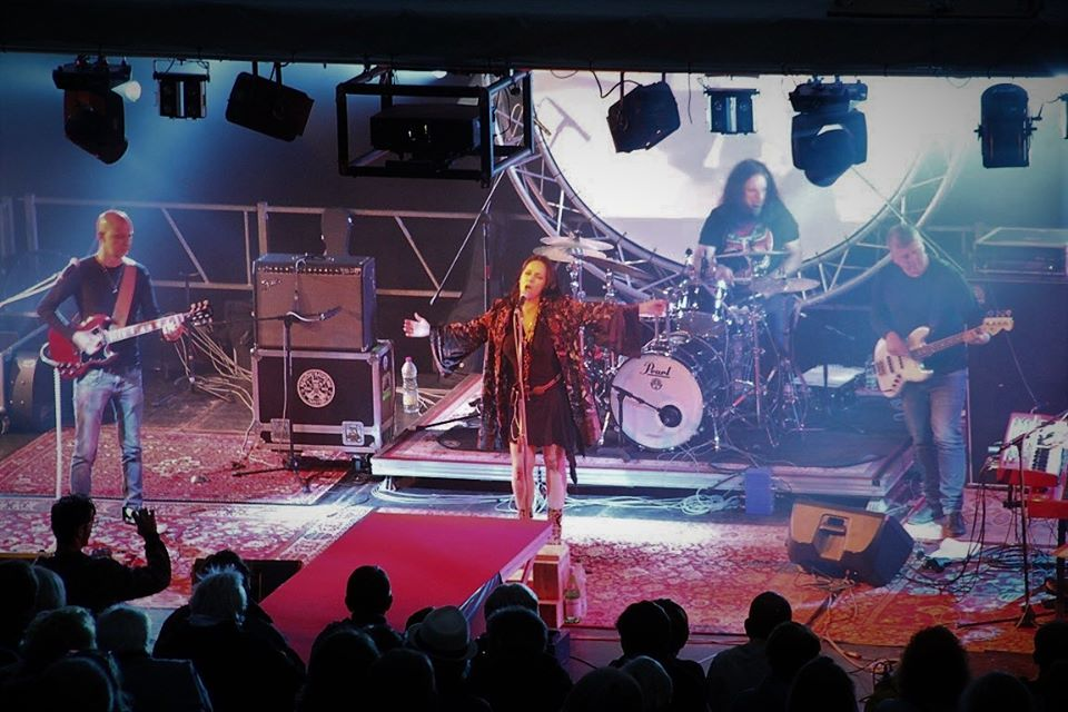 LIVE MUSIC SESSION - GIANNA CHILLA (JANIS JOPLIN TRIBUTE)