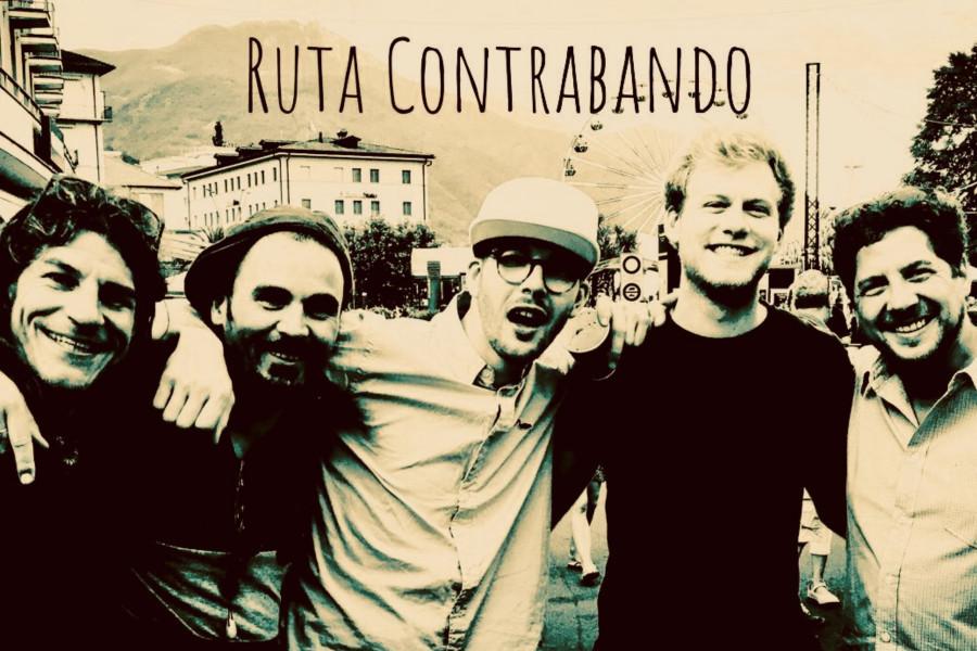 LIVE MUSIC SESSION - RUTA CONTRABANDO