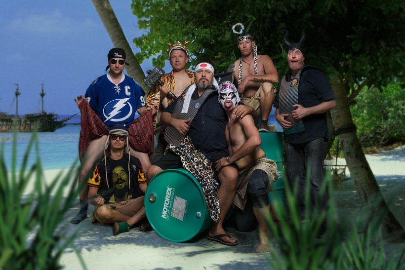 LIVE MUSIC - Skafari