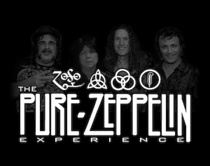 Rock The Beach Tribute Band Series - A Tribute to Led Zeppelin w/Pure Zeppelin