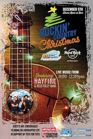 Rockin' Country Christmas Event