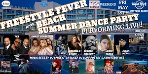 Freestyle Fever - Summer Dance Party by the Beach
