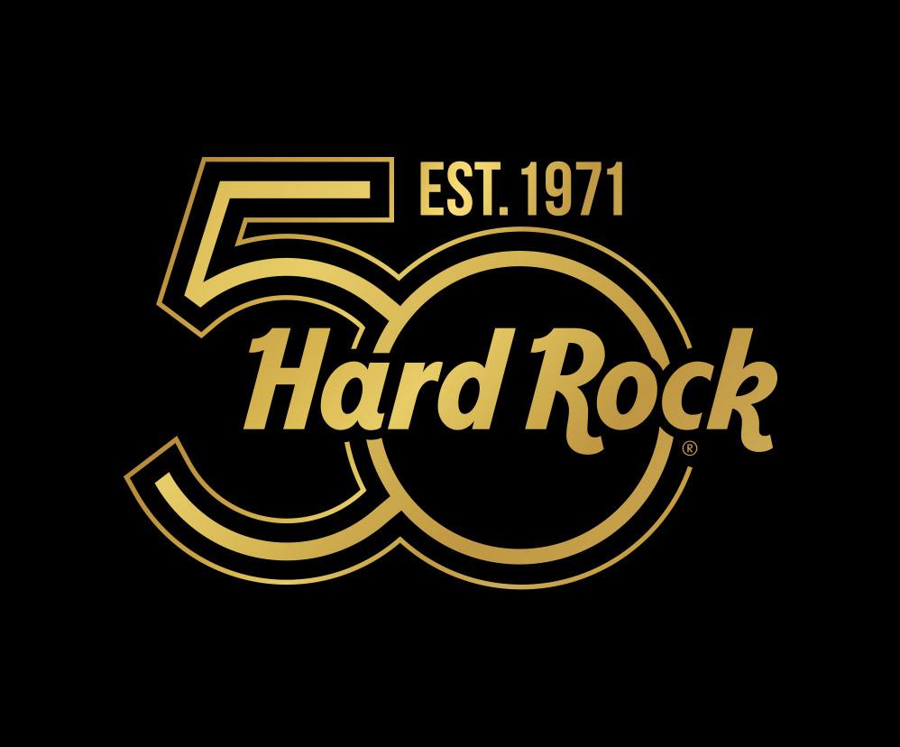 Hard Rock Celebrates 50 years