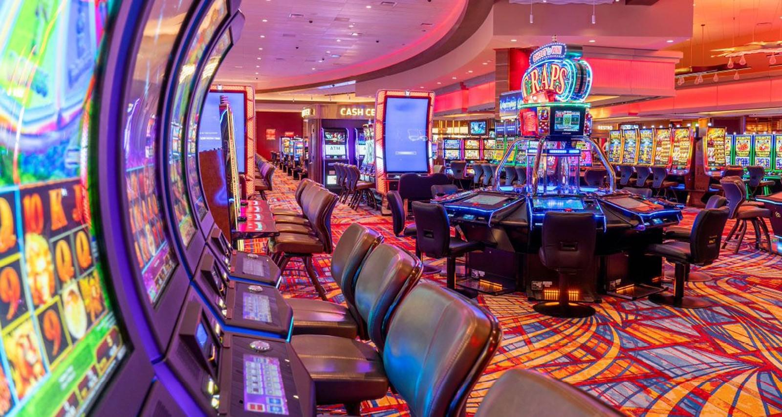 Casino Slots Sacramento Ca