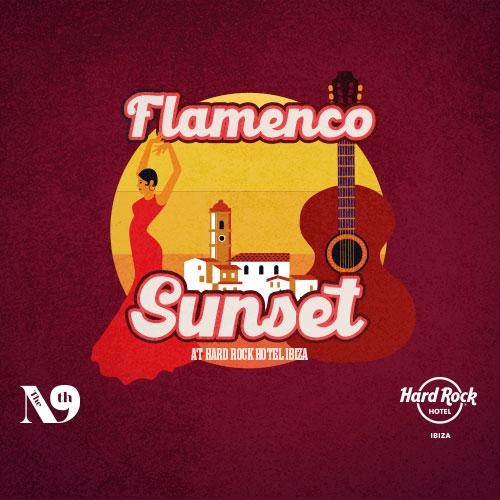 Flamenco Sunset