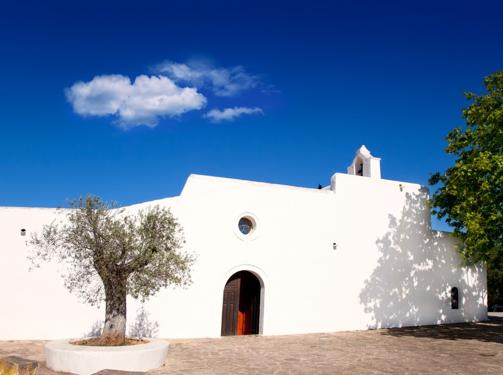CHURCH OF SANTA INÉS