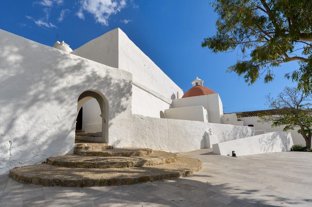 SANTA EULÀRIA CHURCH (PUIG DE MISA)