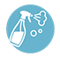 Icon - Increased Cleaning