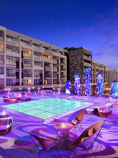 Eventos Hard Rock Hotel Los Cabos