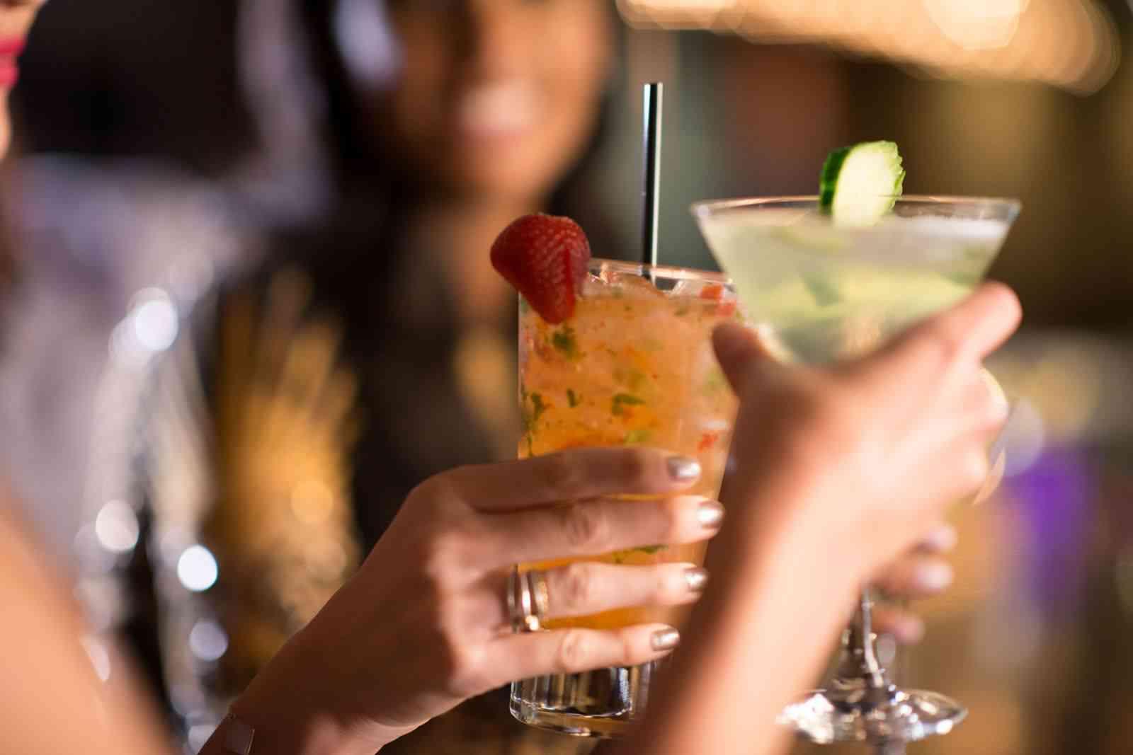 Hard Rock Hotel Los Cabos See The Show Bar