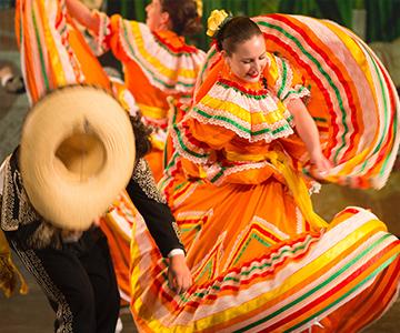 🎉 Show Mexicano