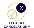 Flexible Cancelation