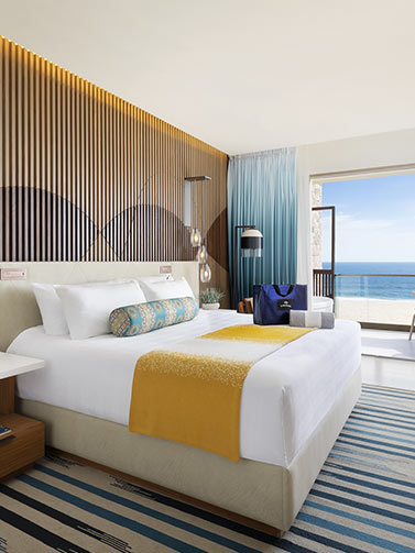 Hard Rock Hotel Los Cabos Luxury Accommodations