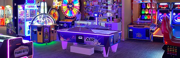 Arcade Center Hard Rock Punta Cana