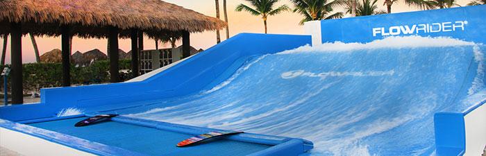 Flowrider Hard Rock Punta Cana