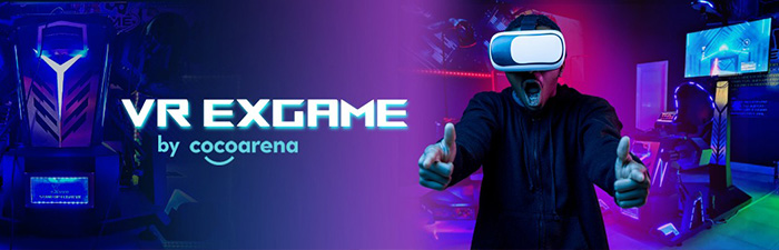 VR Exagame Punta Cana