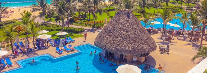 Hard Rock Punta Cana Guitar Pool