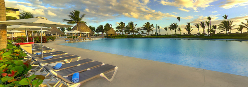 Eclipse Pool Hard Rock Hotel Punta Cana