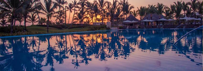 Moon Pool Hard Rock Hotel Punta Cana