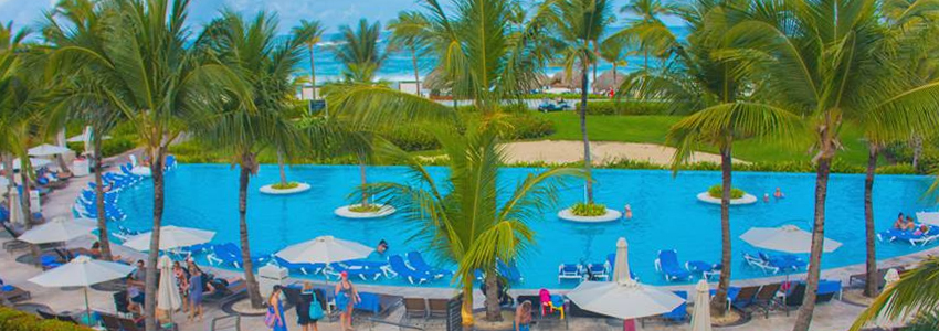 Sun Pool Hard Rock Resort Punta Cana