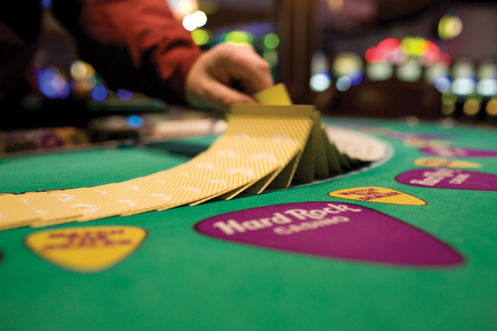 Slots Table Games Poker At Hard Rock Casino Punta Cana Dominican Republic