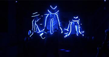 ⭐️ Neon Humans