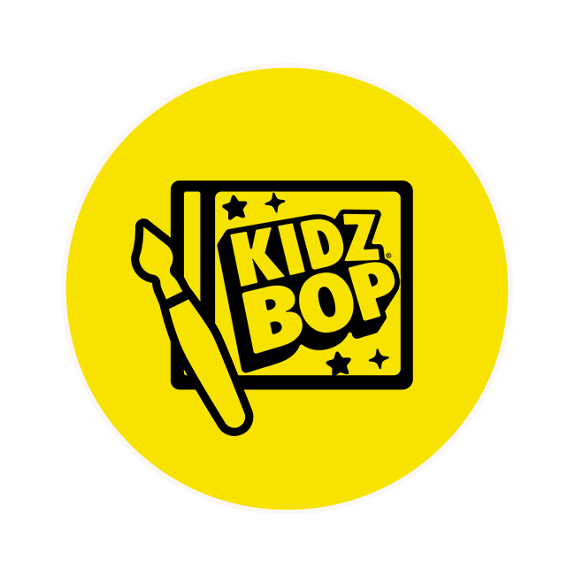 Yellow Kidz Bop Icon