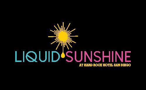 Liquid Sunshine at Hard Rock Hotel San Diego