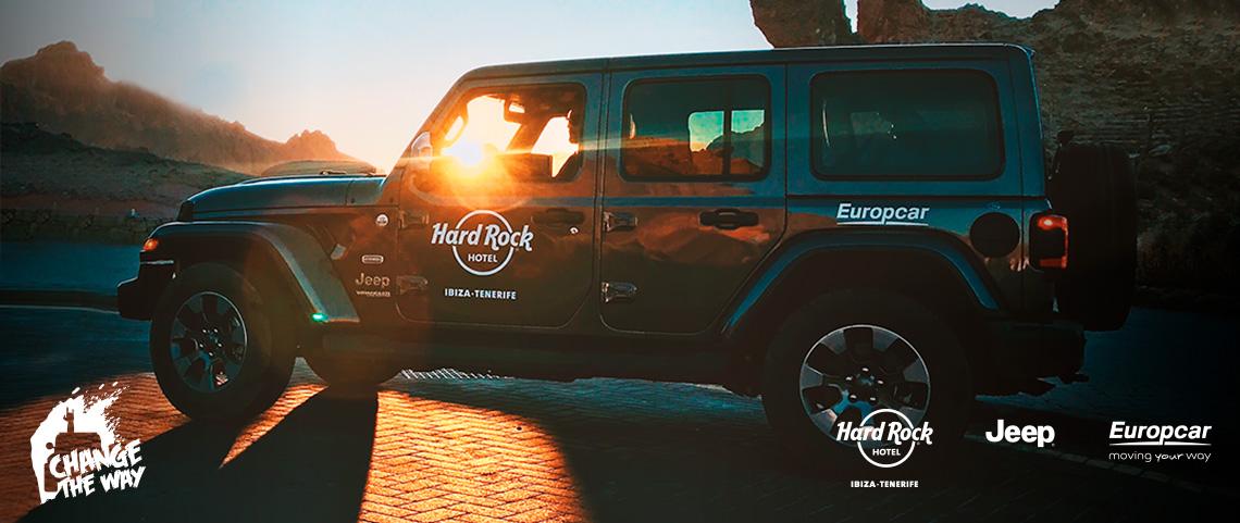 change the way jeep