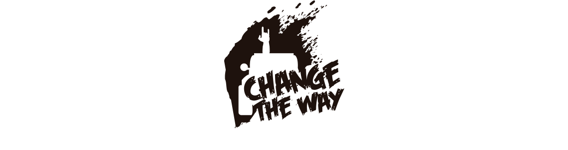change the way logo