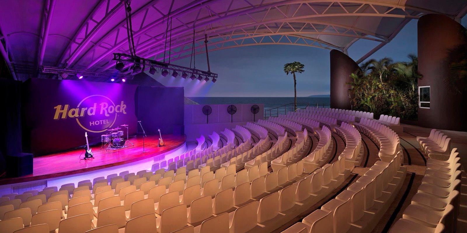 Actividades de Entretenimiento en Hard Rock Vallarta