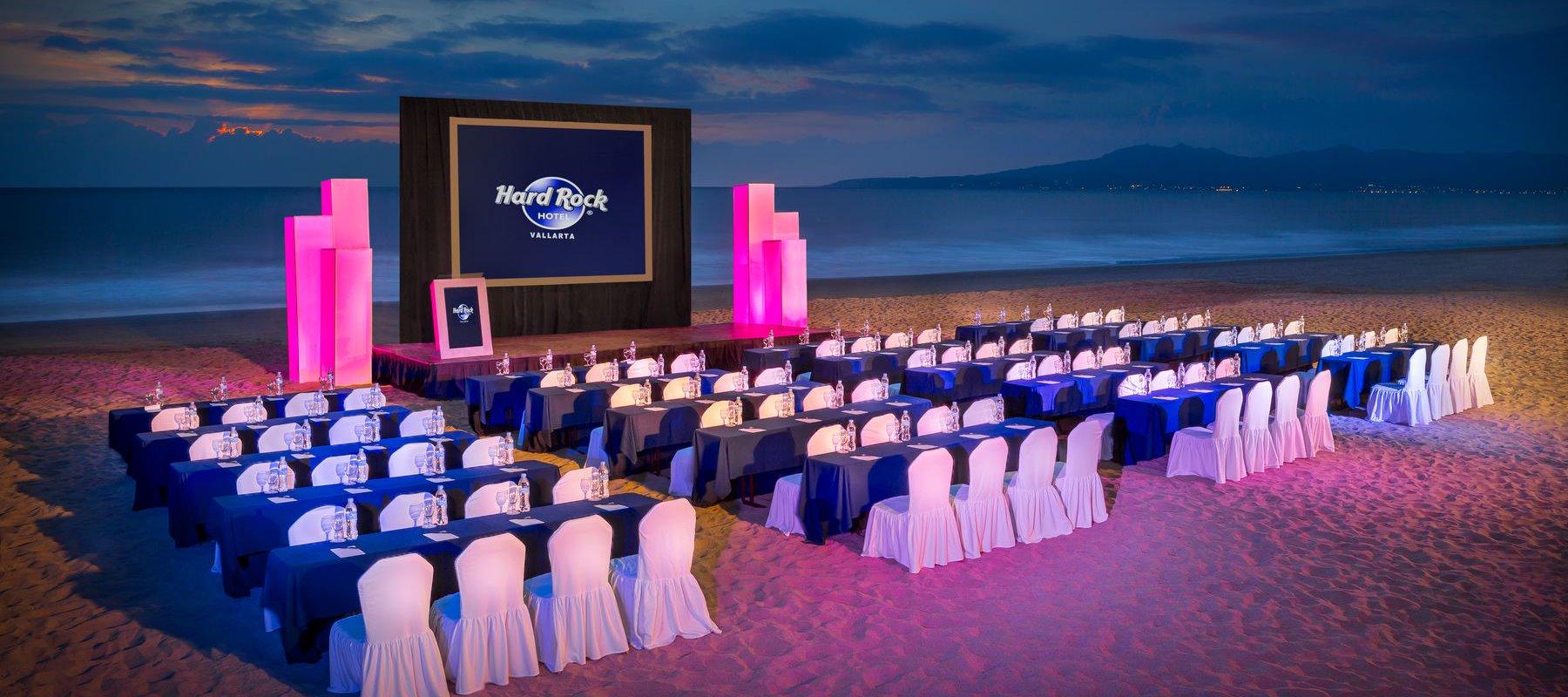 Eventos en la Playa Vallarta