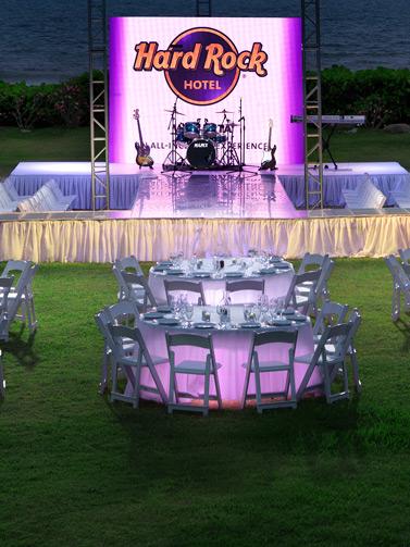 Eventos en Hard Rock Hotel Vallarta