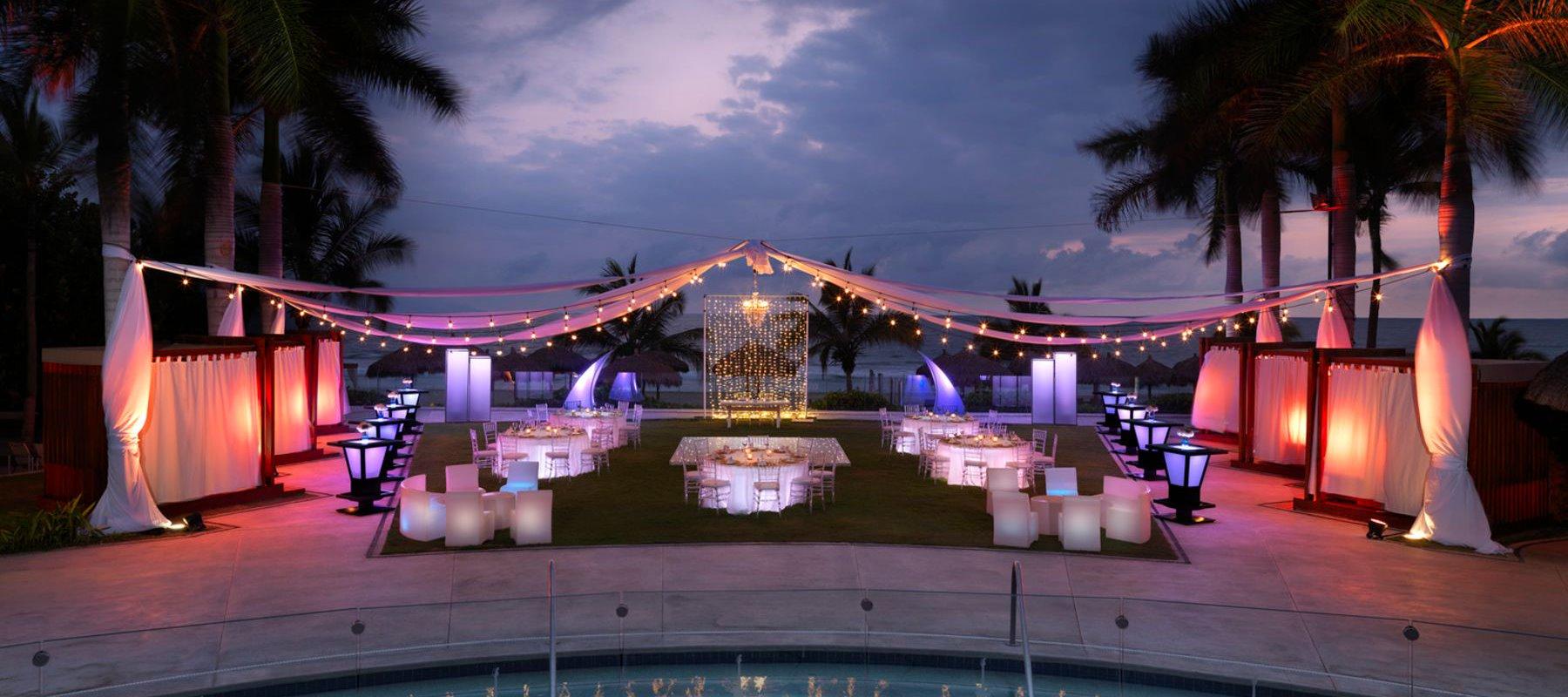 Ciao Terrace at Hard Rock Hotel Vallarta