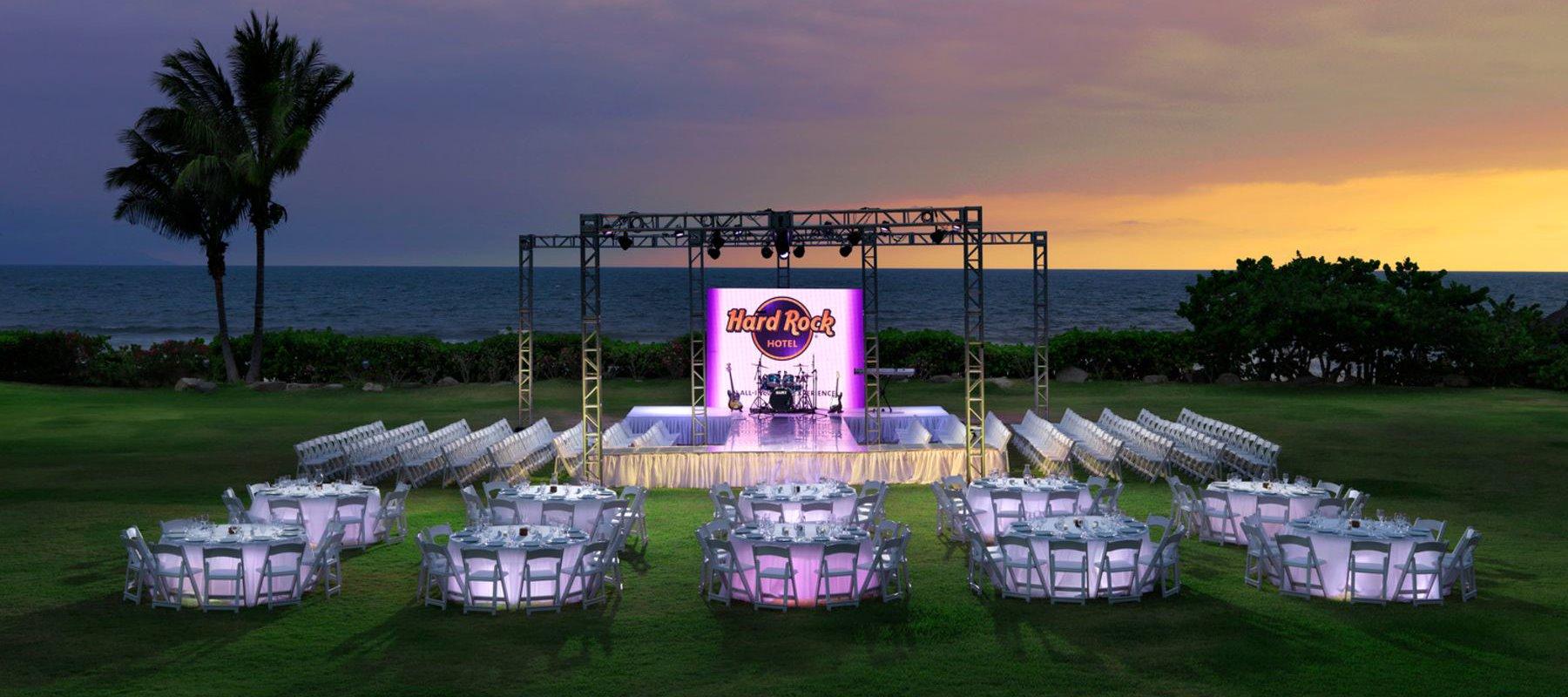Hard Rock Hotel Vallarta Sunset Garden